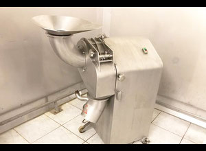 Máquina de corte Kronen Typ KUJ - Máquina de corte, lavado y blanqueado de verduras y frutas Kronen Kuj