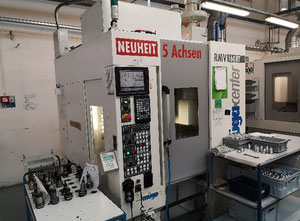 MUGA RMV-160 RT 5 Bearbeitungszentrum 5-Achsen