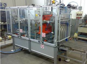 Used Cimi Artpak FT 21 Thermoforming - Form, Fill and Seal Line