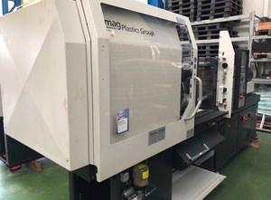 Demag IntElect 80-370-100 NC4 Injection moulding machine (all electric)