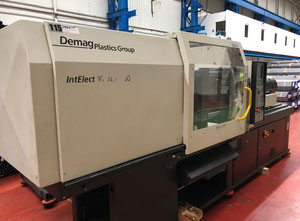 Demag IntElect 100-420-150 NC4 Injection moulding machine (all electric)