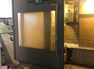 Deckel Maho DMU 80 T P91217049