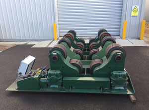 Bode 30 Ton Self Aligning Rotators