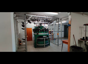 Macchina per lavorare a maglia circolare Mec-Mor VARIATEX TEJ 3000 Finezza 12 S