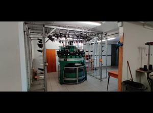Yuvarlak örgü makinesi Mec-Mor VARIATEX TEJ 3000 Finezza 12 S