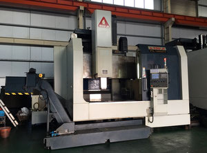 Torno vertical cnc You Ji VTL-1600ATC