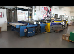 Argon Argon Speed O Mat 3 Line 100x140 cm Screen printing machine