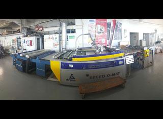 Argon Argon Speed O Mat 3 Line 100x140 cm P91218026