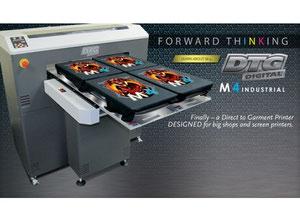 DTG M4 Direct to Garment Printer 2019