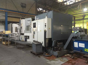 Okuma MA-600HB Machining center - palletized