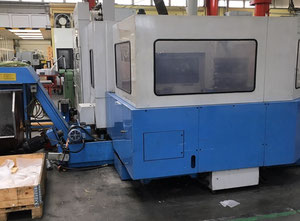 Mazak H 415 Machining center - palletized