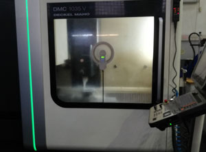 DMG DMC 1035 V Machining center - vertical
