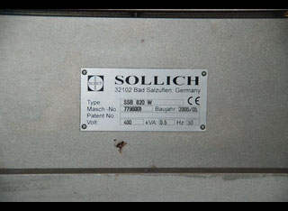 Sollich SSB820W P91218119