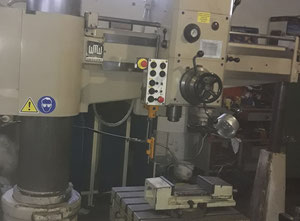 Taladro radial Heckert/Wmw BR 40/2