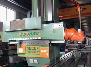 Mecof CS 1000/A Bettfräsmaschine