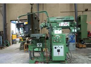 Correa FU-200 milling machine