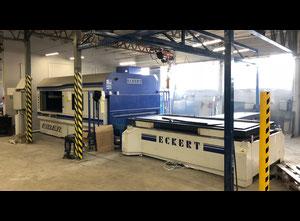 Řezačka - laserový řezací stroj ECKERT DIAMENT FIBER