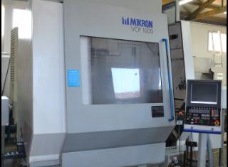 Mikron VPC 1000 P91219071