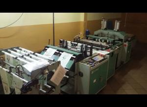 Używany nawijak / rozwijak / maszyna do cięcia wzdłużnego HYMAC HTS 34 NT