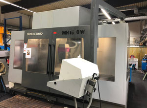 Maho 1600 W Machining center - 5 axis