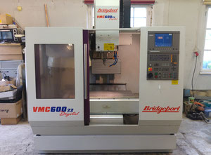 CNC FREESPINK BRIDGEPORT  VMC 600 22 DIGITAL