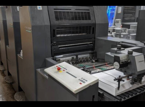 Heidelberg SM 52-5-P3-H Offset five colours