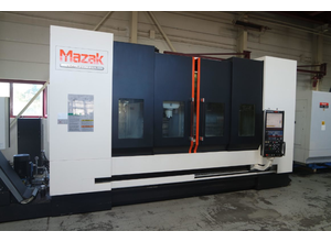 Mazak VTC 800/30 SR high speed machining center