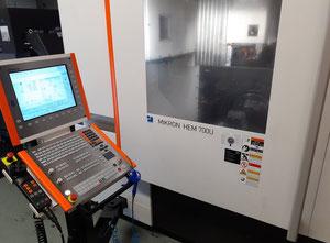 Centro di lavoro 5 assi Mikron HEM 700U