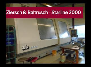 Ziersch & Baltrusch Starline 2000 CNC P91220096