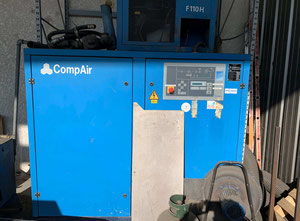 CompAir F110H Compressed air plant