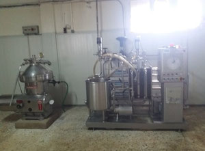 Pieralisi MCS3 & PC 14 Cream separator
