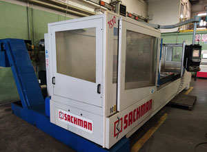 Used Sachman TS10 cnc vertical milling machine