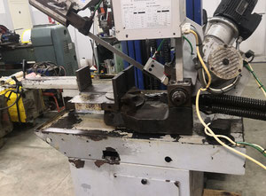 Used Pedrazzoli SN 275 MRM band saw for metal