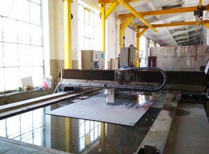 Wycinarka waterjet Flow International T11-2000