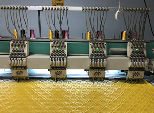 Tajima Tfgn 915 Embroidery machine