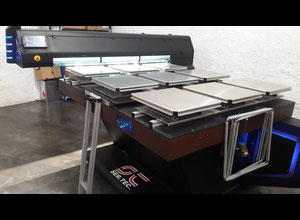 Sertec Eagle TX 130 Screen printing machine