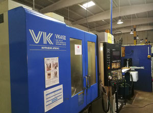 Centro di lavoro verticale Hitachi Seiki VK45-II