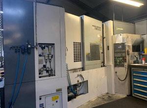 Dikey işleme merkezi OKUMA MA 600 HB 2 APC
