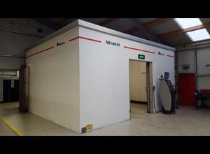 Amada FLW 4000 Laserschneidmaschine