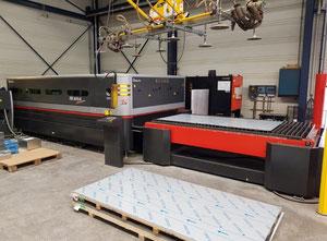 Amada FOL 3015 AJ laser cutting machine