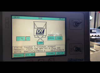 D T Swiftpack Tablet Counter  12 Lane sv2 P91229011