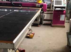 CMS FCL3225 Glasschneidemaschine / Glaskantenbearbeitungsmaschine