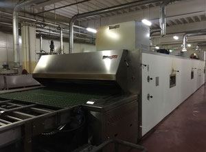 Termopan 2500mm Complete biscuit or croissant production line