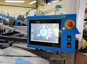 Imprimante textile Schenk V2002 EX 10/12 ER