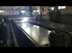 Ajan 15000 mm x 5000 mm Schneidemaschine - Plasma / gas