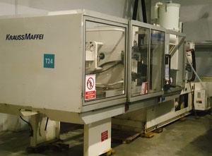 Krauss Maffei KM 450 - 3500 C3 Spritzgießmaschine