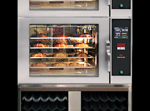 BX eco-touch 4/5-tray convection ovens