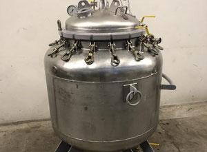 Contenedor - tanque de fusión Stainless steel tank 600 litres