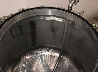 Stainless Steel Tank 600 litres P00102027