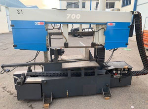 Macc 700 band saw for metal